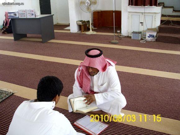 مسابقة حفظ ومراجعة القرآن الكريم 1431هـ بالفيض_7