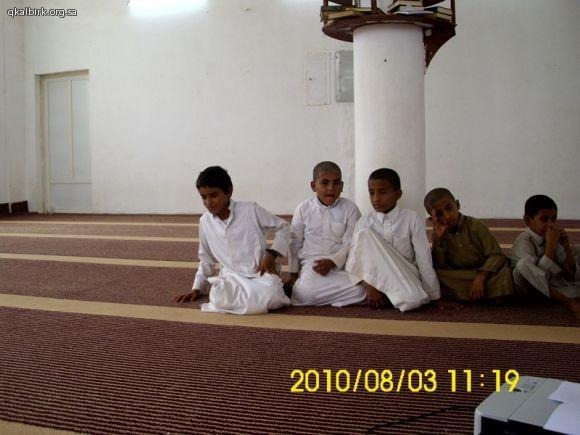 مسابقة حفظ ومراجعة القرآن الكريم 1431هـ بالفيض_8
