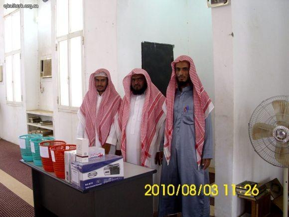 مسابقة حفظ ومراجعة القرآن الكريم 1431هـ بالفيض_14