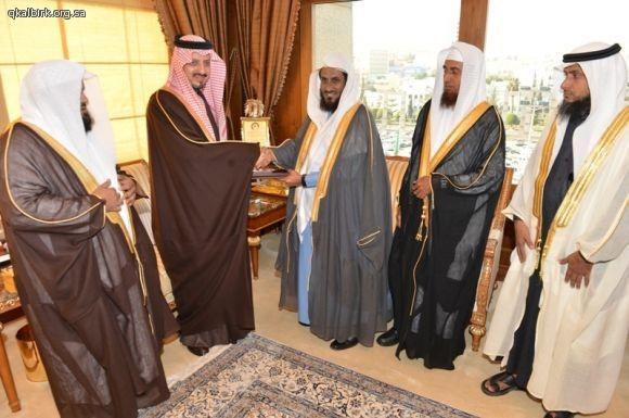 لقاء أمير عسير  فيصل بن خالد15