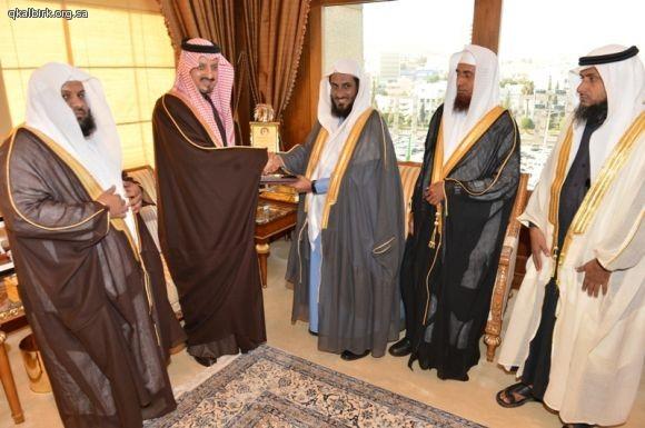 لقاء أمير عسير  فيصل بن خالد18