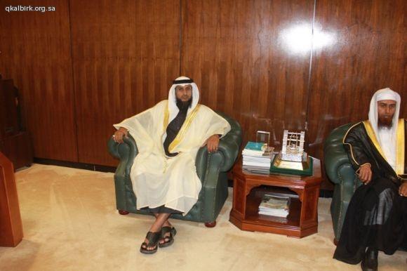 لقاء أمير عسير  فيصل بن خالد19