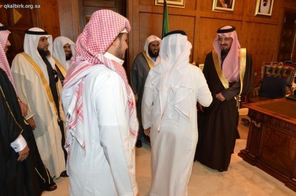 لقاء أمير عسير  فيصل بن خالد22