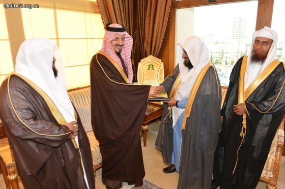لقاء أمير عسير  فيصل بن خالد33