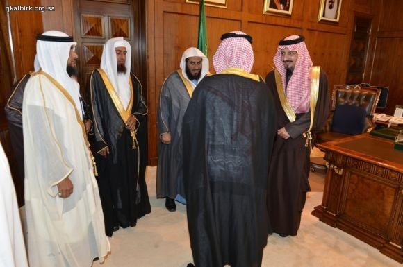 لقاء أمير عسير  فيصل بن خالد37