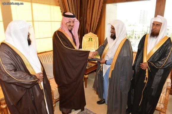 لقاء أمير عسير  فيصل بن خالد46