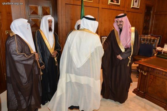 لقاء أمير عسير  فيصل بن خالد47