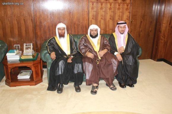 لقاء أمير عسير  فيصل بن خالد55