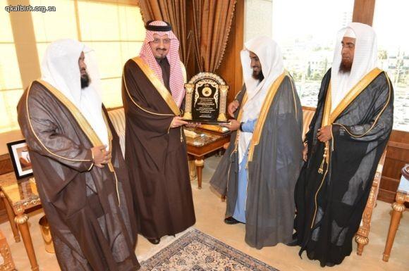 لقاء أمير عسير  فيصل بن خالد59
