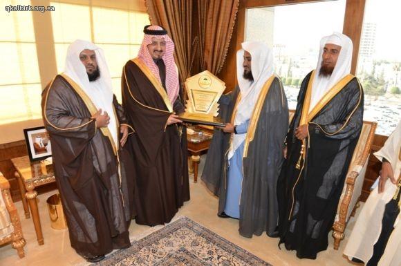 لقاء أمير عسير  فيصل بن خالد70