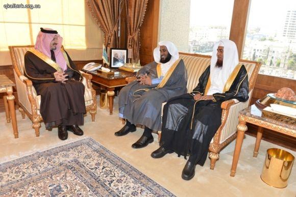 لقاء أمير عسير  فيصل بن خالد72