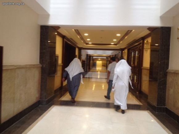 زيارة جامع عائشة الراجحي2