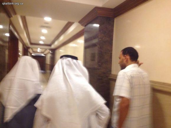 زيارة جامع عائشة الراجحي3