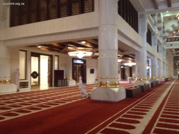 زيارة جامع عائشة الراجحي6