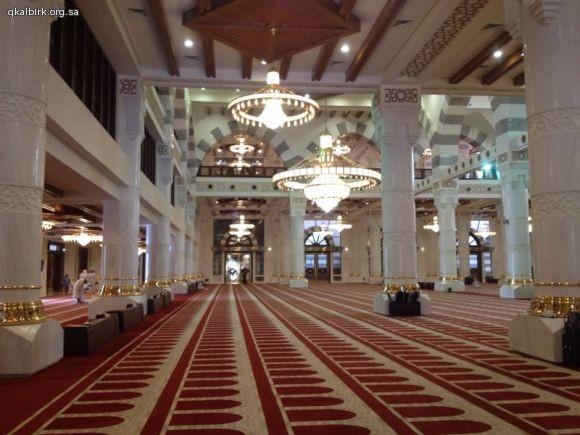 زيارة جامع عائشة الراجحي7