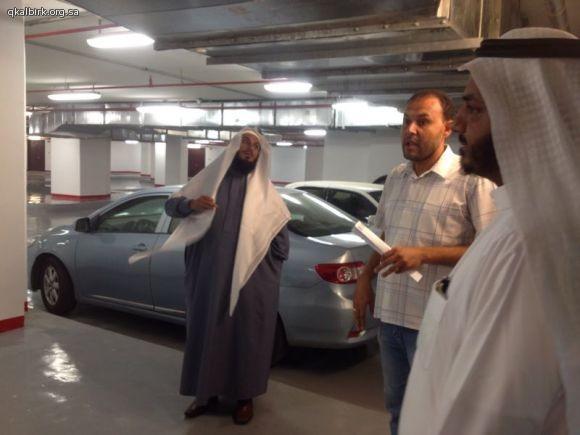 زيارة جامع عائشة الراجحي15