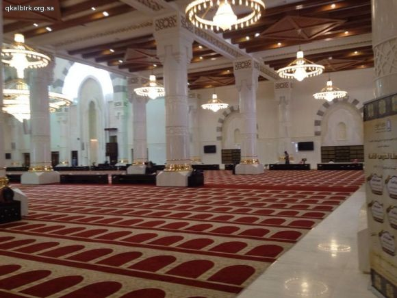 زيارة جامع عائشة الراجحي19