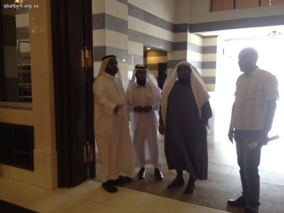 زيارة جامع عائشة الراجحي45