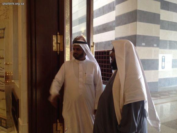 زيارة جامع عائشة الراجحي49
