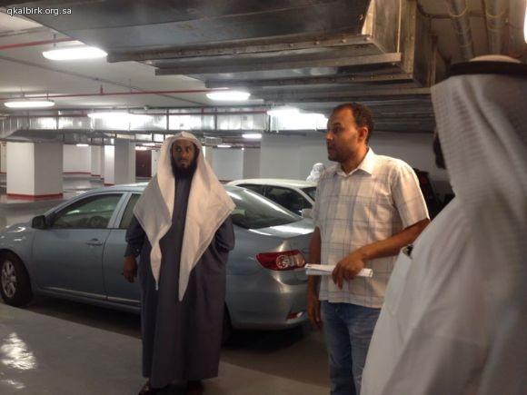 زيارة جامع عائشة الراجحي51