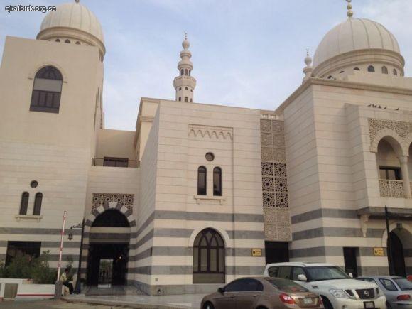 زيارة جامع عائشة الراجحي53