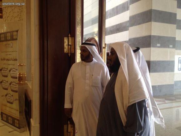زيارة جامع عائشة الراجحي57