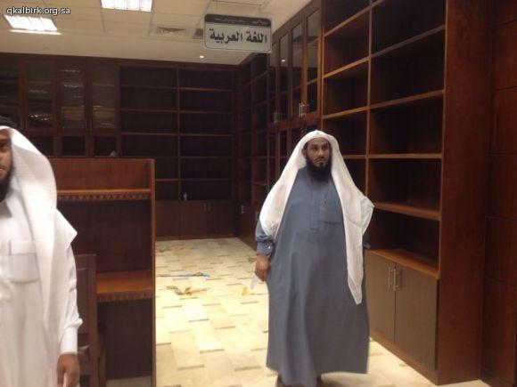 زيارة جامع عائشة الراجحي59
