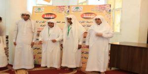 الطالب أحمد جابر أحمد الصبيحي يتم حفظ كتاب الله تعالى