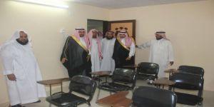 افتتاح دار هياء ناصر الجديد لتحفيظ القرآن الكريم بقرية البيض