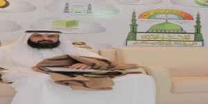 تحفيظ البرك تهنئ د.علي الشهراني على الثقة الملكية بتعيينه عضواً بـ مجلس الشورى