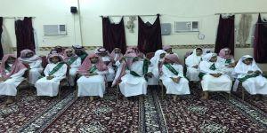 اختتام مشروع اتقان لحلقات تحفيظ القرآن الكريم بمركز ذهبان