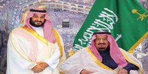 تحفيظ البرك تُهنئ خادم الحرمين وولي العهد بنجاح موسم الحج 1438