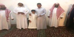 تكريم الطلاب المنتظمين في حلقة عبدالله بن عباس وحلقة ابي موس الأشعري