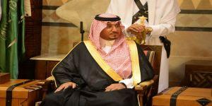 تحفيظ البرك ترحب بصاحب السمو الملكي الأمير منصور بن مقرن نائب أمير منطقة عسير