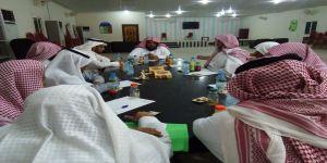 الاجتماع الأول لمعلمي الجمعية للعام الدراسي 1439-1440 هـ