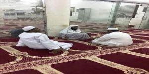 زيارة حلقة الإمام عاصم الكوفي