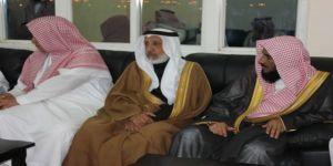 محافظ البرك يفتتح المقر الجديد لجمعية تحفيظ القرآن الكريم