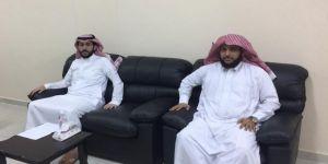 زيارة مؤسسة سليمان بن عبدالعزيز الراجحي الخيرية لمقر الجمعية