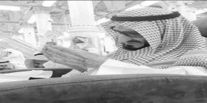 تحفيظ البرك تعزي خادم الحرمين الشريفين في وفاة الامير بندر بن عبدالعزيز