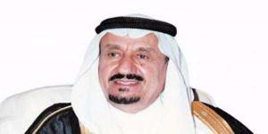 تحفيظ البرك تعزي خادم الحرمين الشريفين في وفاة الامير متعب بن عبدالعزيز