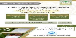 المسابقة القرآنية الأولى على مستوى الدور النسائية