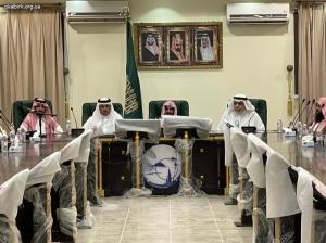 """مشاركة الجمعية في ندوة الأمن الفكري"""" تعزيز اللحمة الوطنية"""""""