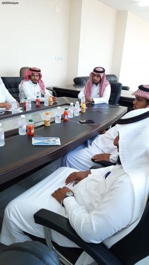 الاجتماع الأول لمعلمي الجمعية للعام الدراسي 1443