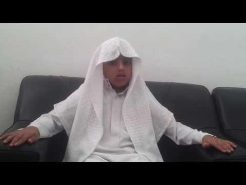 تلاوة الطالب أحمد محمد [HD]
